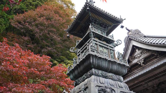 大山寺の宝篋印塔