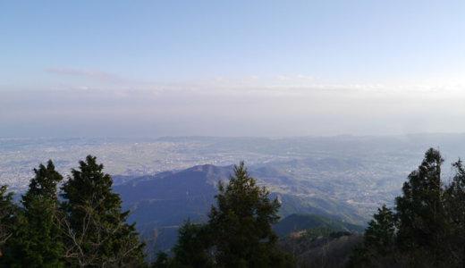 初心者が丹沢大山をケーブルカーを使わないで登ってみた