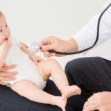 医者と赤ちゃん