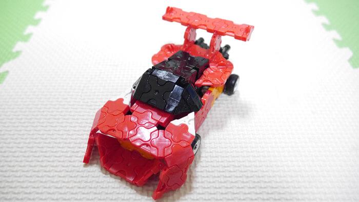 レースカー (斜め)