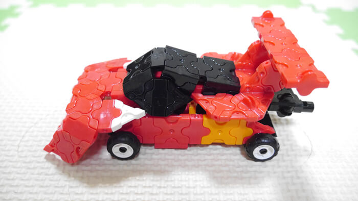 レースカー (横)