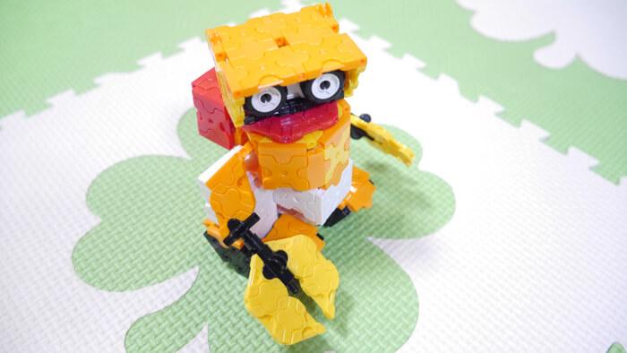 ミニロボット・アンバー