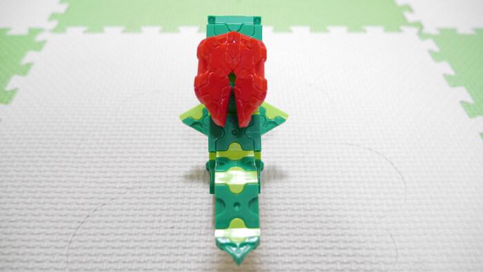 ミニ ディロフォサウルス