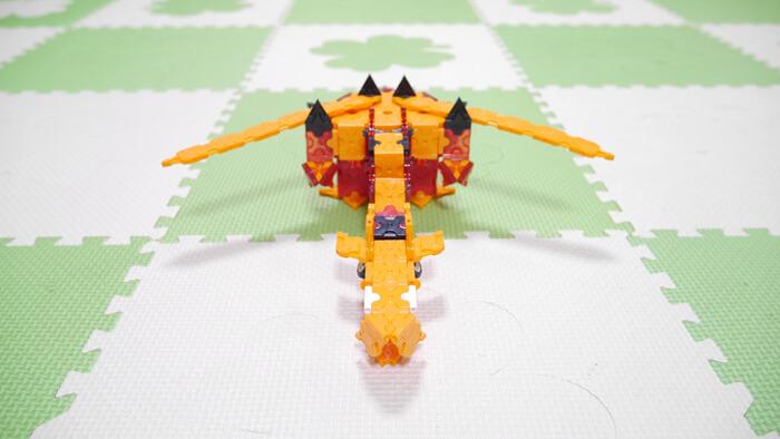 オレンジドラゴン