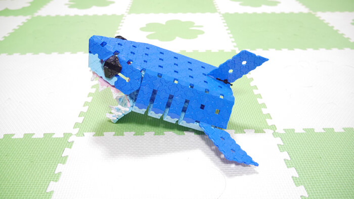 サメパペット