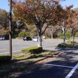 こども自然公園の駐車場