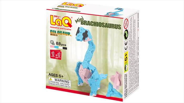 LaQ ダイナソーワールド ミニ ブラキオサウルス