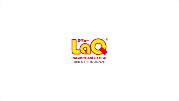 LaQ (ラキュー) のロゴ
