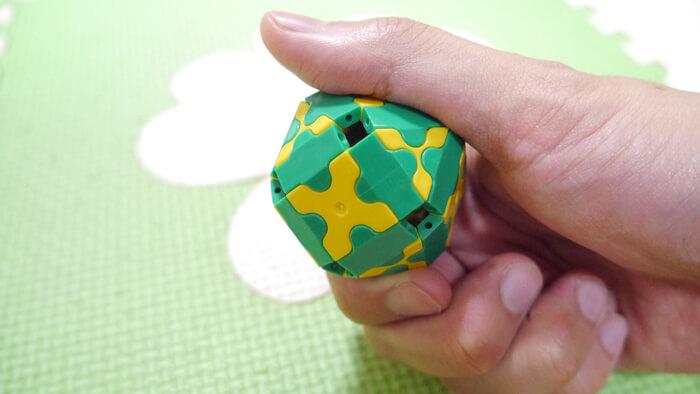 球体の外し方