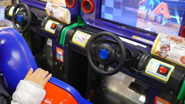 プラサカプコンのゲーム機
