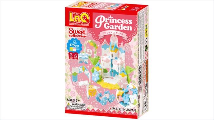 LaQ スイートコレクション プリンセスガーデン
